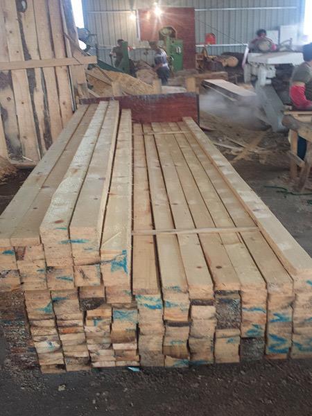 云杉建筑木方